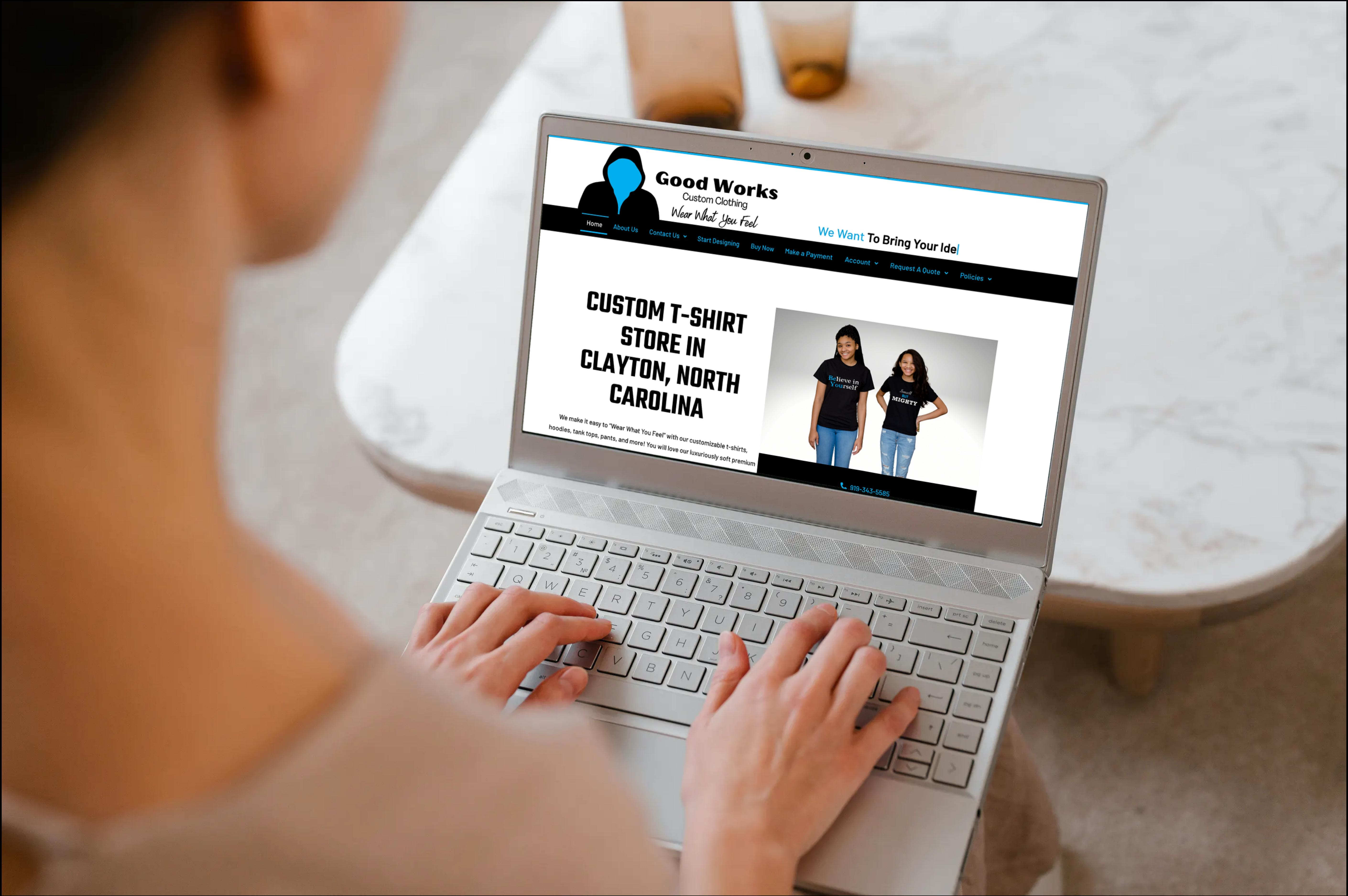 website design marketing agency tampa